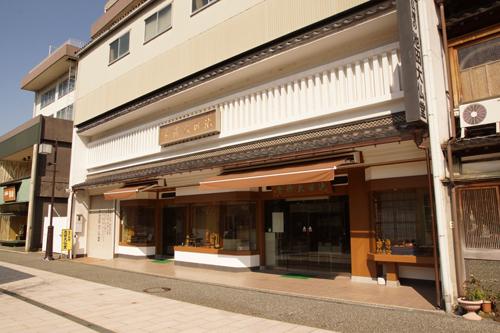 池田大仏堂
