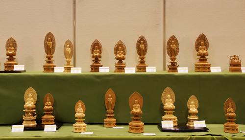 河野仏具(名古屋市)各種仏像
